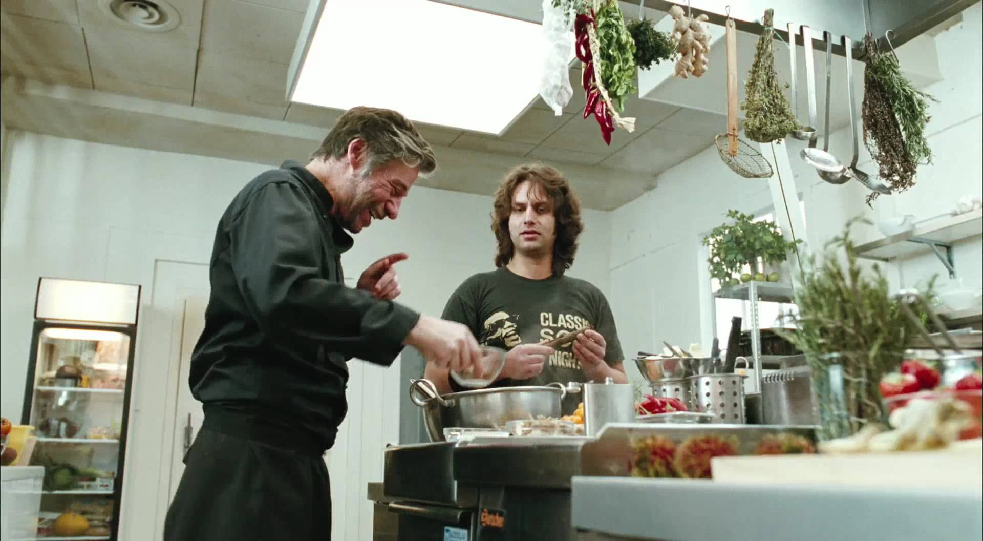Душевна кухня (Soul Kitchen, 2009)