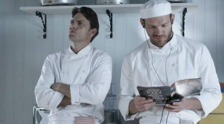 Любов і кухня (Love's Kitchen, 2011)