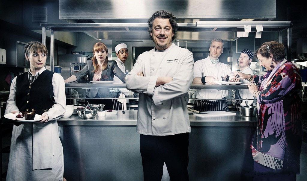 Кухня Вайта (Whites, 2010)