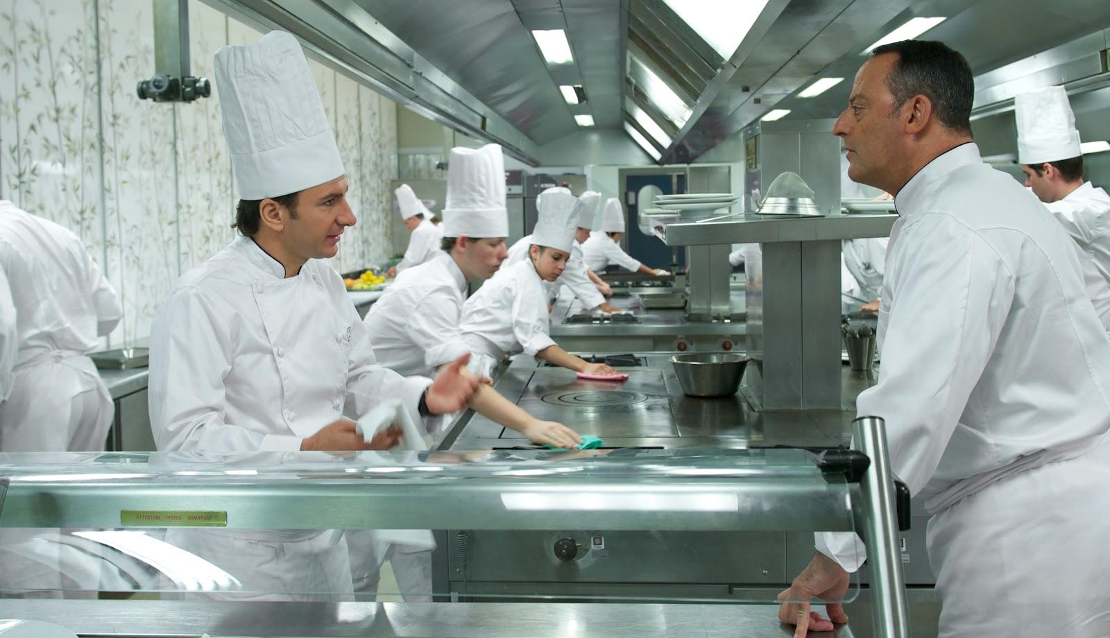Шеф (Comme un chef, 2012)