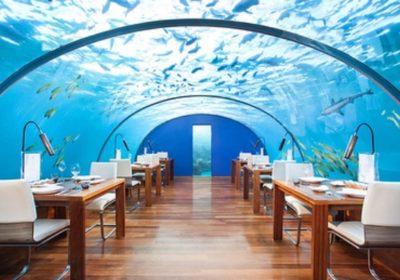 12 ресторанів, в яких їжа — це не головне